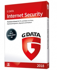 G DATA Internet Security 2018