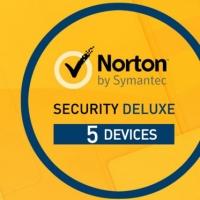 Norton Security 2018 Deluxe (5 Platz-Lizenz)